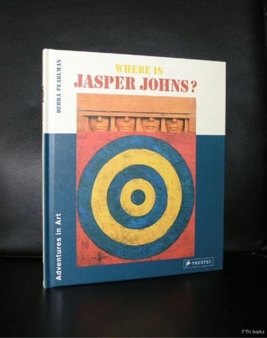 Pearlman # WHERE IS JASPER JOHNS?# 2006, mint
