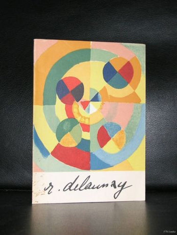 Paris Musees# R. DELAUNAY # 1957, nm-