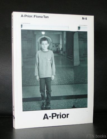 A-Prior # FIONA TAN # N0.8, 2003, NM++