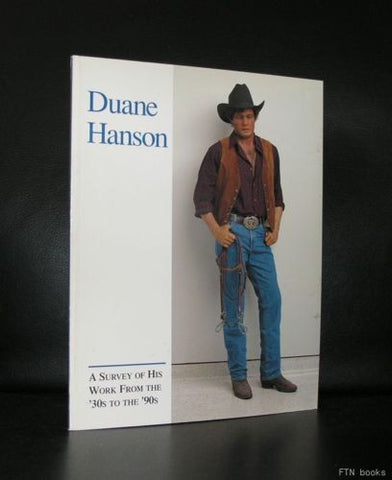 Duane Hanson#SURVEY from 30's to90's#mint, 1998