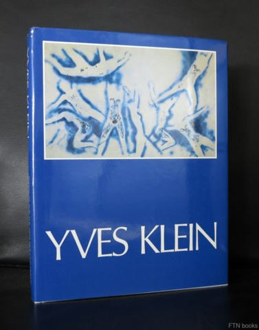 Rice University # YVES KLEIN, A Retrospective 1928-1962 # 1982, mint-