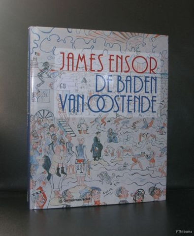 James Ensor # DE BADEN VAN OOSTENDE#mint, 1996