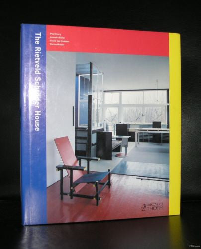 Frank den Oudsten ao # THE RIETVELD SCHRODER HOUSE # Thoth, 1992, mint-