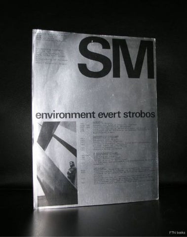 Stedelijk Museum # EVERT STROBOS, Environment # Total Design, 1971, nm