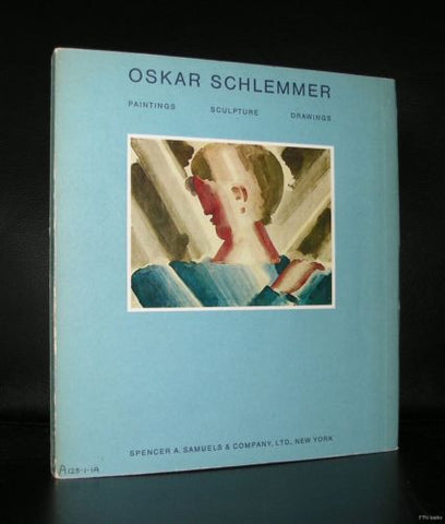 Spencer A. Samuels & comp# OSKAR SCHLEMMER # 1969, nm