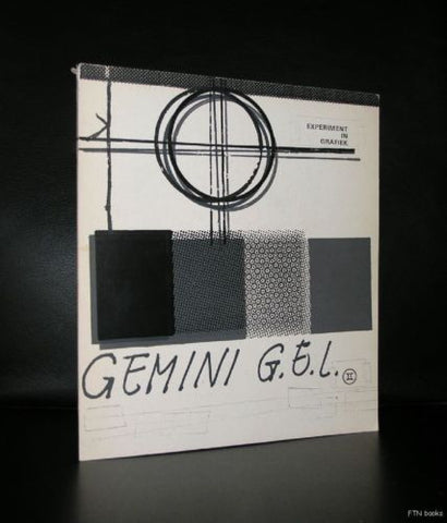 Abbemuseum , Albers a.o# EXPERIMENT IN GRAFIEK, GEMINI G.E.L.# 1971, nm