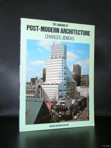 Charles Jencks # POST-MODERN ARCHITECTURE # 1977, nm