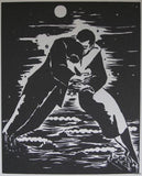Frans Masereel # TRIBUTE # art Gallery of Windsor, 1981, nm, numbered