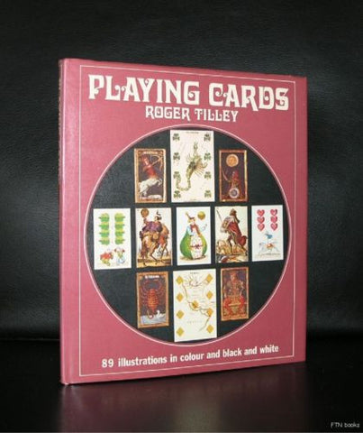 Roger Tilley # PLAYING CARDS # 1967, nm++