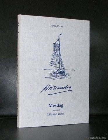 H.W. Mesdag # LIFE AND WORK 1831-1915# mint, 1995