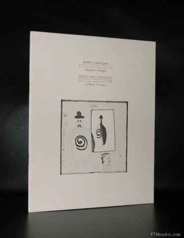 Barry Flanagan# PRINTS AND DRAWINGS# 1983, nm+