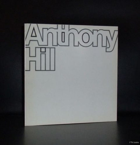 Hayward Gallery # ANTHONY HILL # 1980, nm