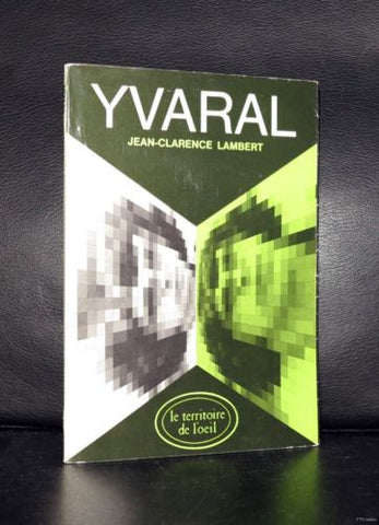J.C. Lambert # YVARAL # le Territoire de l'Oeui, 1977, nm, signed and dedicated
