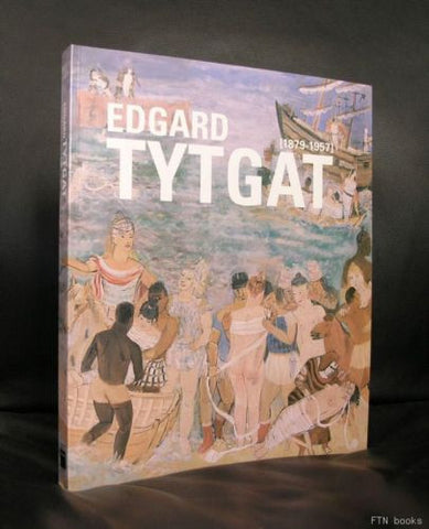 Edgard Tytgat # 1879- 1957 # mint, 1998