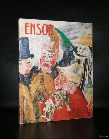 Kunsthaus Zurich # JAMES ENSOR #1983, nm