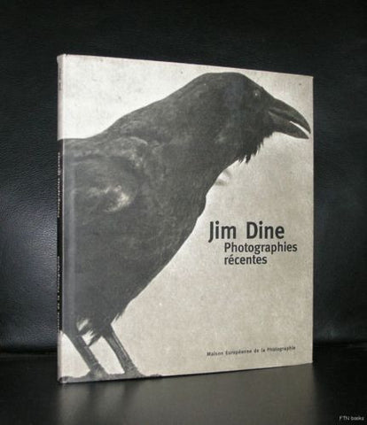 Jim Dine # PHOTOGRAPHIES RECENTES #nm+, 1998