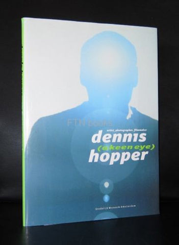 Stedelijk Museum # DENNIS HOPPER, a Keen Eye # + Invitation card, 2001, Mint-
