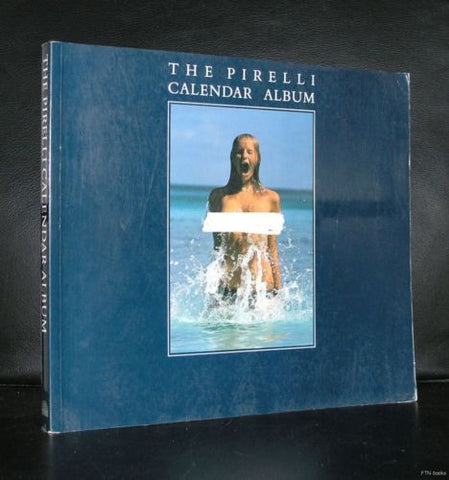 The Pirelli Calendar album # THE FIRST 25 YEARS # Pavilio, 1989