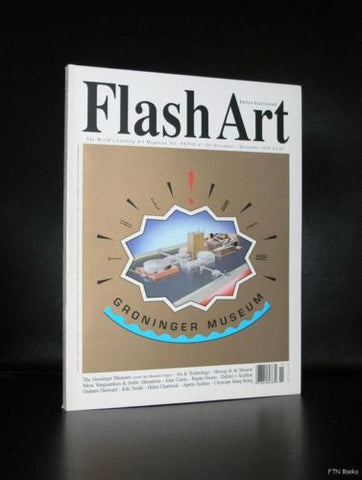Flash Art # GRONINGER MUSEUM # 1995, mint