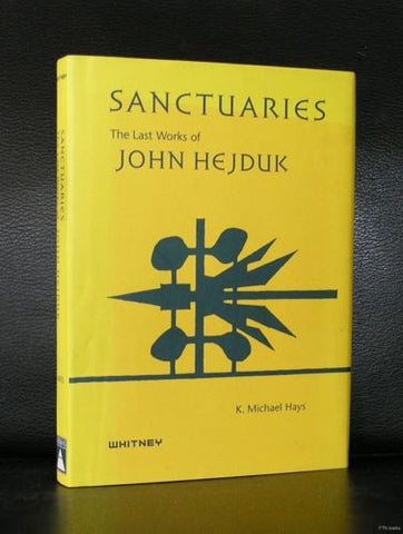 John Hejduk # SANCTUARIES # 2002, nm++