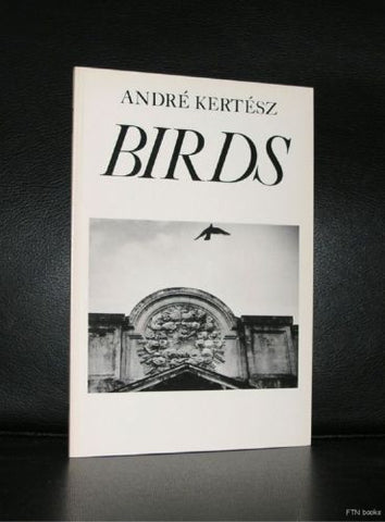 Andre Kertesz  1979, nm+ # BIRDS # 1979, nm+