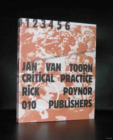 Jan van Toorn # CRITICAL PRACTICE # 2008, mint