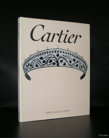 Hans Nadelhoffer # CARTIER # 691 illustrations, nm++, 1984