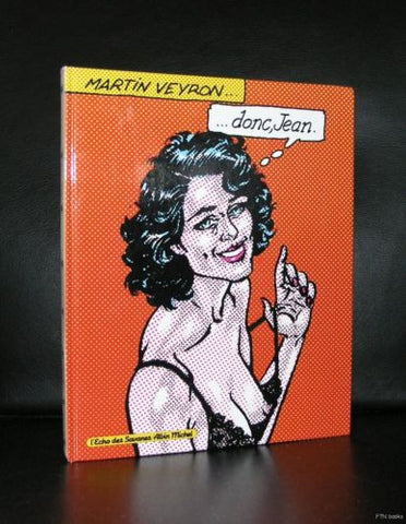 Matin Veyron # ...DONC , JEAN#nm+, signed , 1990, nm+