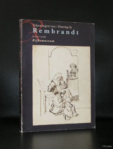 Rijksmuseum # REMBRANDT DRAWINGS# 1985, nm-