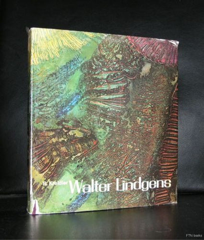 Walter Lindgens # PAINTINGS OEUVRE CATALOGUE#1973,nm