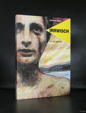 Gunter Brus # IRRWISCH # reprint 2000, Mint
