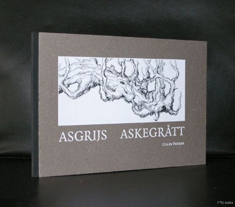 Colin Peters # ASGRIJS ASKEGRATT # + cd, 2002, mint
