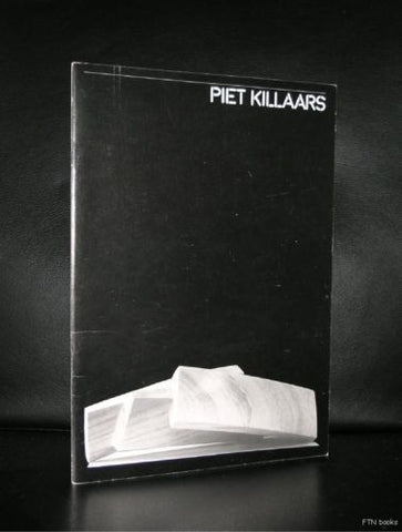 Bonnefantenmuseum  # PIET KILLAARS # 1978, signed, nm