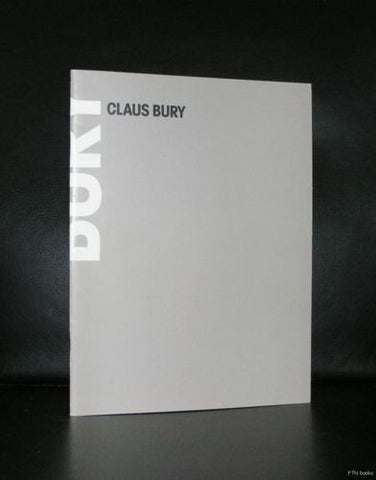 Oktogon # CLAUS BURY # 1987, nm+