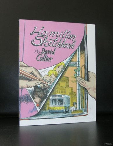 David Collier #Hamilton Sketchbook #, 2002, nm