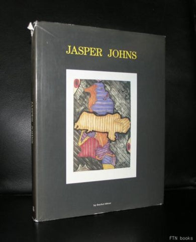 Isy Brachot # JASPER JOHNS prints Castelli# 1991, nm