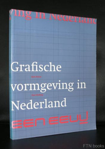 Broos / Hefting  dutch typography # GRAFISCHE VORMGEVING IN NEDERLAND # 1993, nm