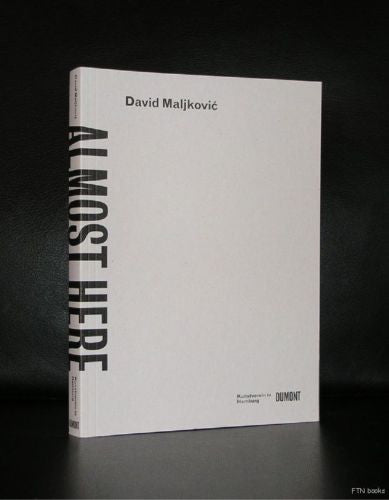 David Maljkovic, Hamburg# ALMOST HERE # 2007, mint