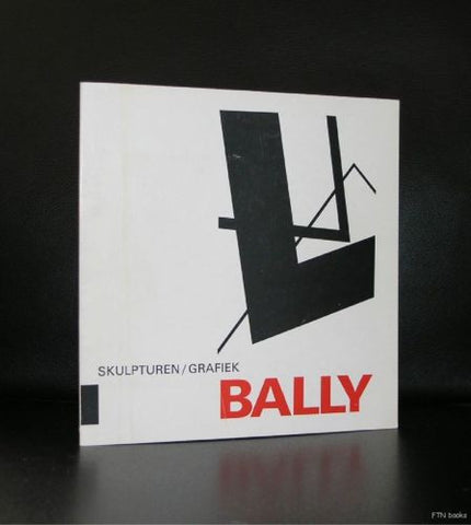 Theodore Bally # SKULPTUREN/GRAFIEK # 1976, nm