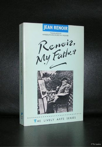 Jean Renoir # RENOIR MY FATHER #  1988, mint