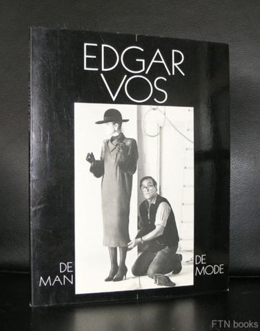 Edgar VOs # DE MAN  - DE MODE # 1986, nm + costume feather