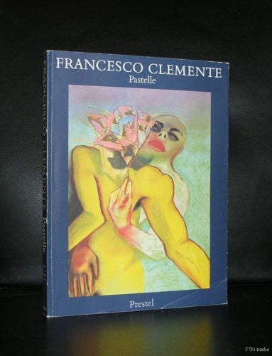 Francesco Clemente # PASTELLE # 1984, nm-
