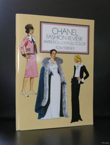 Tom Tierney # CHANEL Fashion review # 1986, nm+