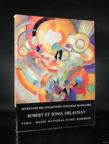 Inventaire des Collections # ROBERT et SONIA DELAUNAY # 1967, nm