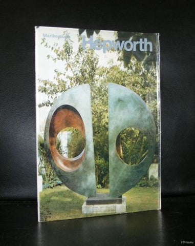 Marlborough # BARBARA HEPWORTH # 1970, vg