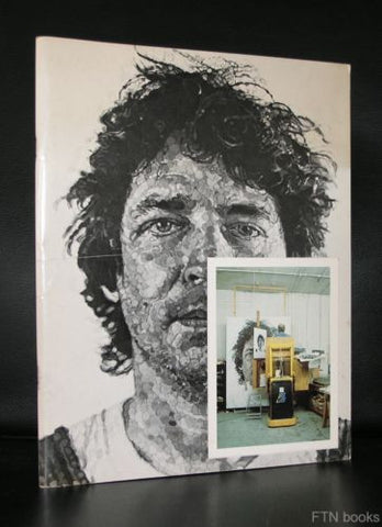 the Pace gallery # CHUCK CLOSE # 1983, nm