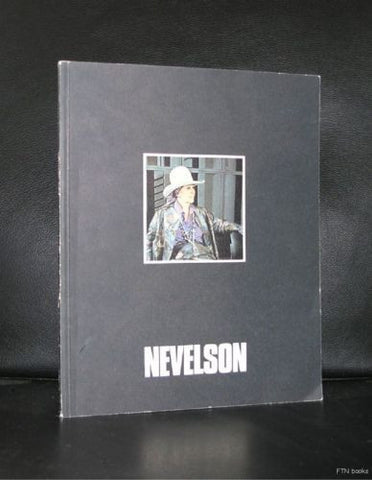 CNAC # LOUISE NEVELSON # 1974, vg+++