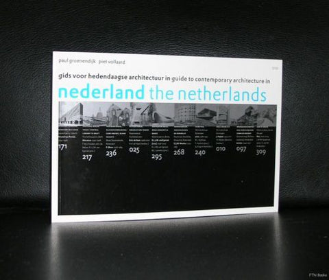 Contemporary Architecture in the Netherlands# 2004,mint