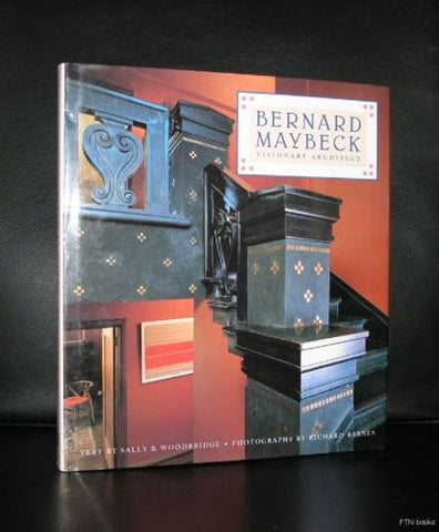 Bernard Maybeck # VISIONARY ARCHITECT # 1992, nm+