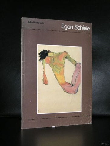 Marlborough # EGON SCHIELE # 1969, nm